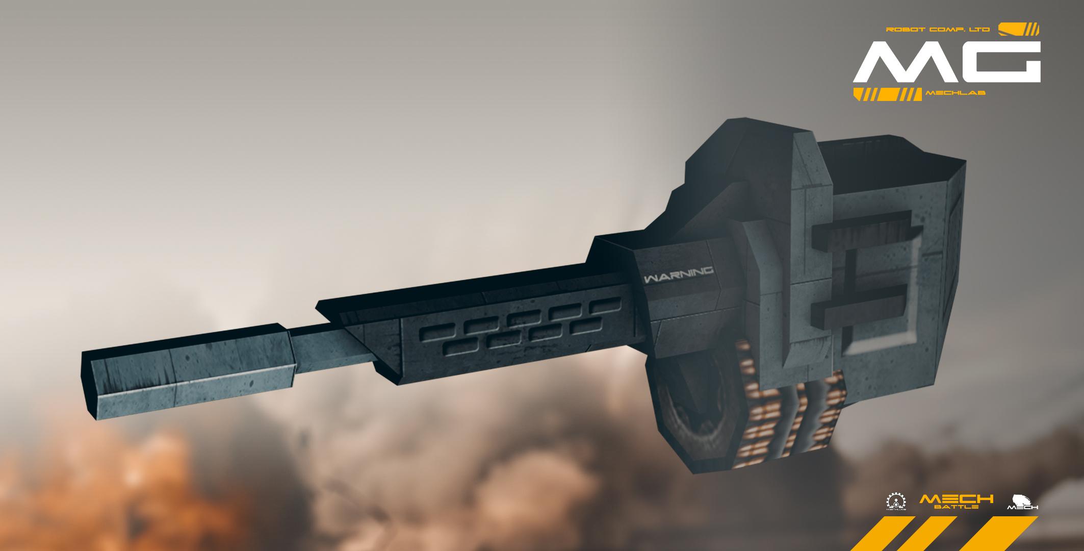 Electronic battle weapon 6